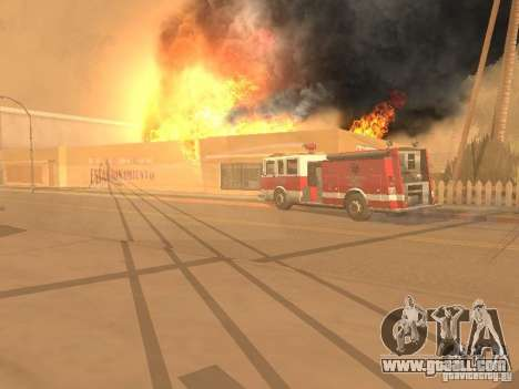 Quake mod [Earthquake] for GTA San Andreas sixth screenshot
