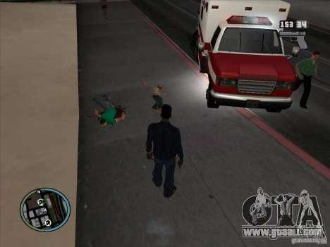 GTA IV LIGHTS for GTA San Andreas fifth screenshot