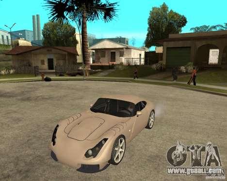 TVR Sagaris for GTA San Andreas