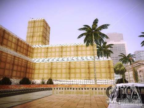 The new hospital of Los Santos for GTA San Andreas sixth screenshot
