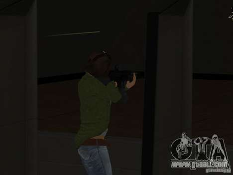 Weapon Pack for GTA San Andreas eleventh screenshot