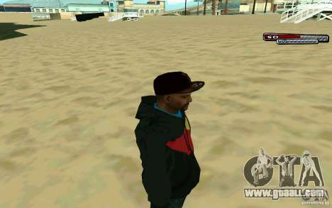 Drug Dealer HD Skin for GTA San Andreas third screenshot