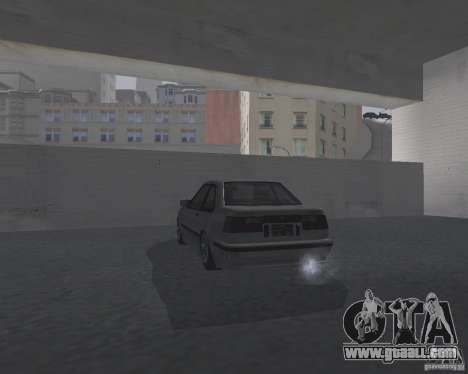 Futo from GTA 4 for GTA San Andreas right view