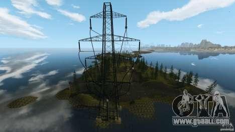 The Loggers Point for GTA 4 sixth screenshot