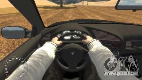 BMW M3 E36 for GTA 4