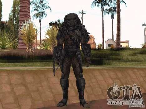 Predator for GTA San Andreas