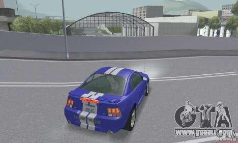 Ford Mustang GT 2003 for GTA San Andreas