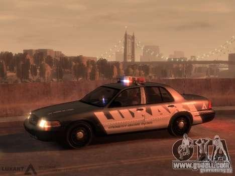EMERGENCY LIGHTING SYSTEM V6 for GTA 4 second screenshot
