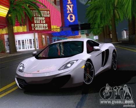 ENBSeries by ibilnaz v 3.0 for GTA San Andreas seventh screenshot