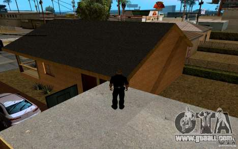 New home Big Robot for GTA San Andreas ninth screenshot