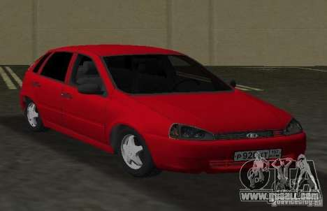 LADA 1119 Kalina for GTA Vice City
