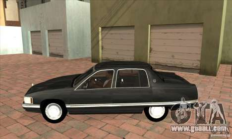 Cadillac Deville v2.0 1994 for GTA San Andreas left view