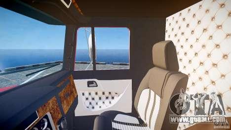 Kenworth W900 v1.0 for GTA 4 upper view