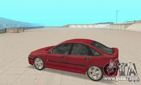 Renault Laguna 16V for GTA San Andreas back view