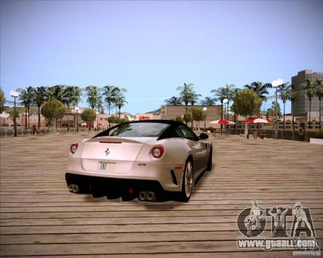 ENBSeries by slavheg for GTA San Andreas second screenshot
