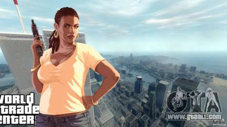 WTC Loading screens for GTA 4