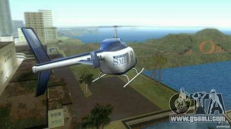 SubtopiCo SMB Maverick for GTA Vice City back left view
