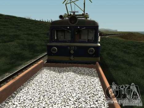 839-VL60 for GTA San Andreas back view