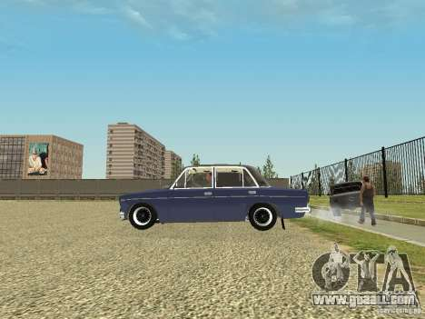 VAZ 2106 old for GTA San Andreas left view