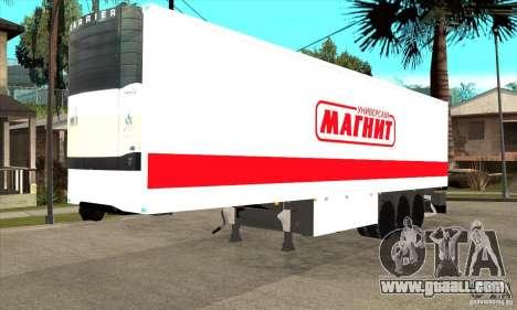 Trailer Magnit for GTA San Andreas