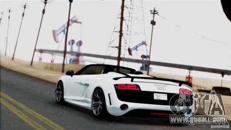 Extreme ENBseries v1.0 for GTA San Andreas forth screenshot