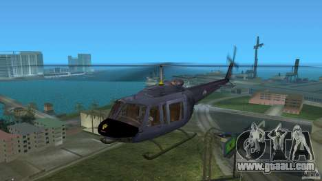 Maverick Bell-Huey for GTA Vice City