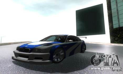 iPrend ENBSeries v1.1 BETA for GTA San Andreas