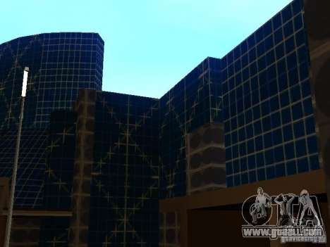 New building in LS for GTA San Andreas second screenshot