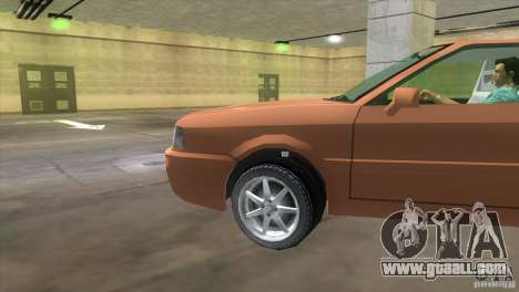 Audi S2 for GTA Vice City right view