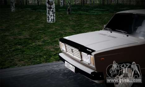 VAZ 21047 for GTA San Andreas right view
