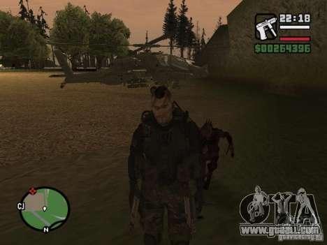 Chupacabra for GTA San Andreas second screenshot