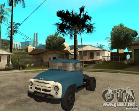 ZIL 130B1 for GTA San Andreas