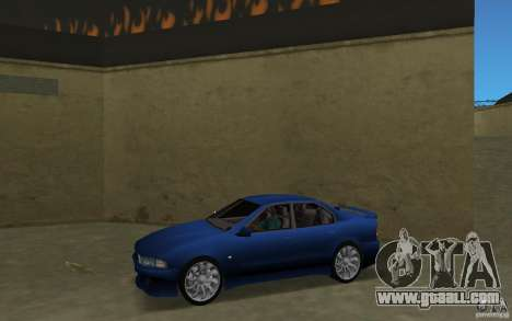 Mitsubishi Galant for GTA Vice City left view