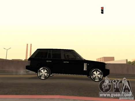 Luxury Wheels Pack for GTA San Andreas fifth screenshot