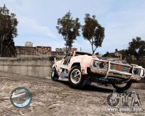 Flatout Shaker IV for GTA 4 left view