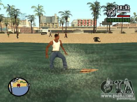 Cerf for GTA San Andreas