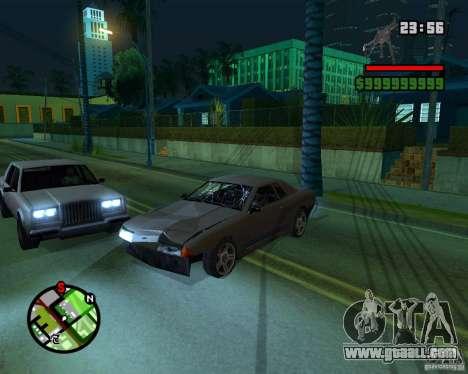 New Windows Crashes for GTA San Andreas second screenshot