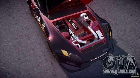 Honda S2000 Tuning 2002 Skin 1 for GTA 4 bottom view