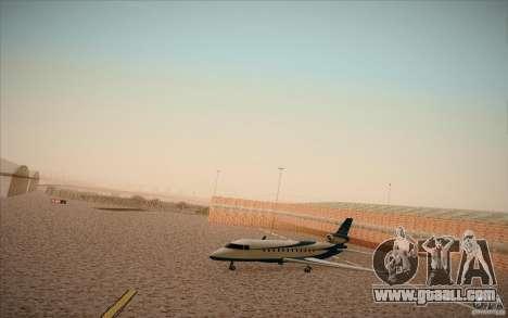 New San Fierro Airport v1.0 for GTA San Andreas third screenshot