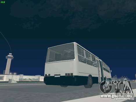 Trailer for Ikarus 280.03 for GTA San Andreas upper view