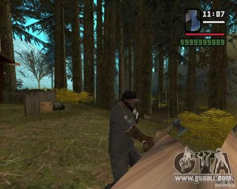 House Hunter v3.0 Final for GTA San Andreas fifth screenshot