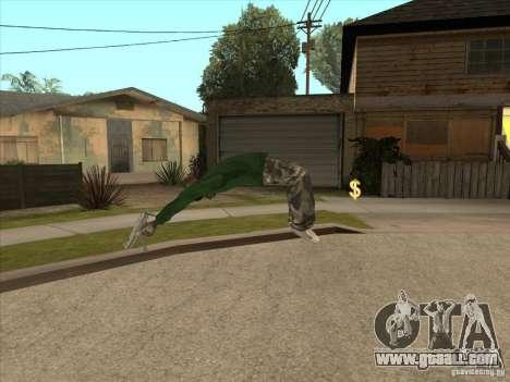 Parkour 40 mod for GTA San Andreas ninth screenshot