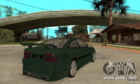 Opel Calibra for GTA San Andreas right view