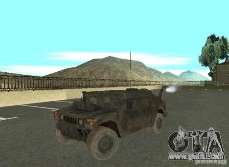 Hummer Cav 033 for GTA San Andreas