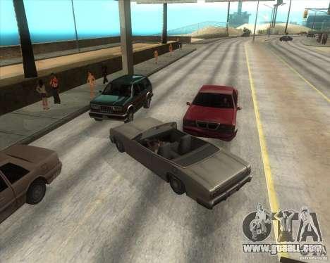 MOD from Jyrki for GTA San Andreas eighth screenshot
