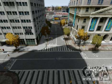 HD Roads 2013 for GTA 4 seventh screenshot