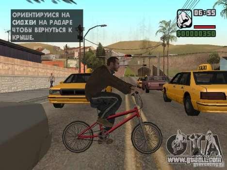 Niko Bellic for GTA San Andreas ninth screenshot