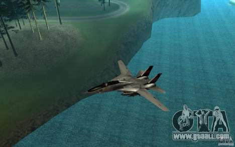 F-14A Screaming Eagles VF-51 for GTA San Andreas