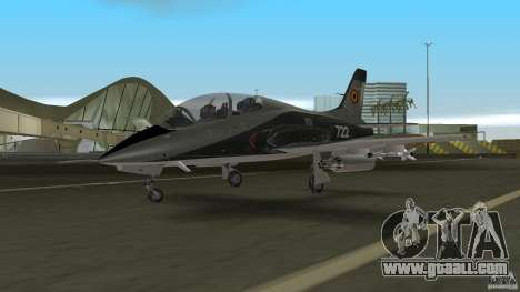 I.A.R. 99 Soim 722 for GTA Vice City left view