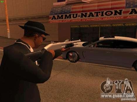 Sound pack for TeK pack for GTA San Andreas eighth screenshot